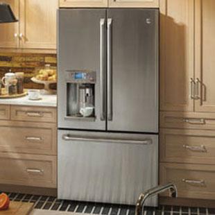 Фото для Холодильники с французской дверью (French-door)