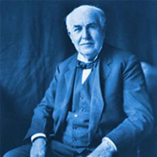 Фото для История компании Дженерал Электрик. История Томаса Эдисона