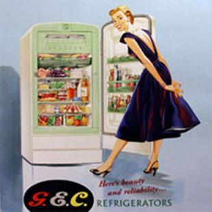 Фото для Реклама Дженерал Электрик разных лет