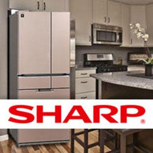 Фото для Холодильники Sharp — японское качество недорого
