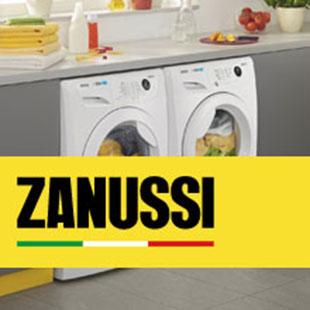 Фото для Zanussi (Занусси) – знаменитая итальянская компания-производитель домашней бытовой техники